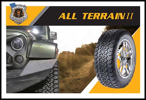 All Terrain II